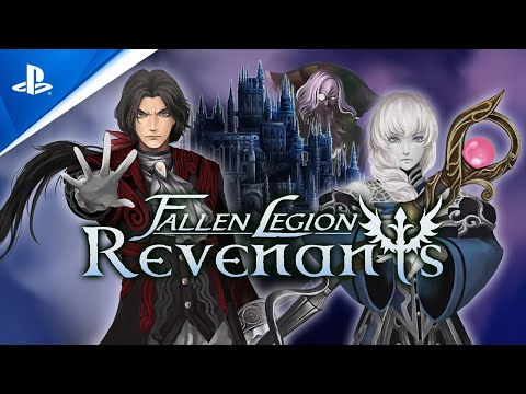 Fallen Legion Revenants - Announcement Trailer | PS4