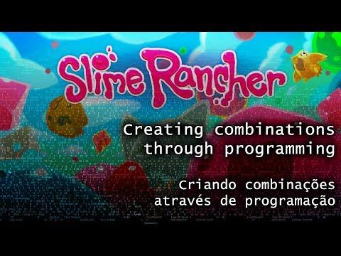 Slime Rancher - Combinando Largos e programação