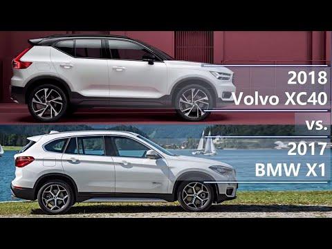 2018 Volvo XC40 vs 2017 BMW X1 (technical comparison)