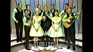 """New Christy Minstrels Live - """"Bits And Pieces"""" - The Andy Williams Show - 1962/63 Season"""