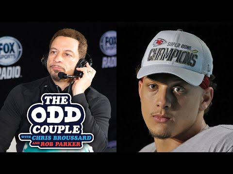 Patrick Mahomes Doesn't Want Contract to Keep Chiefs from Winning - Chris Broussard