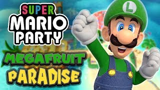 Let's Play: Super Mario Party - Megafruit Paradise!