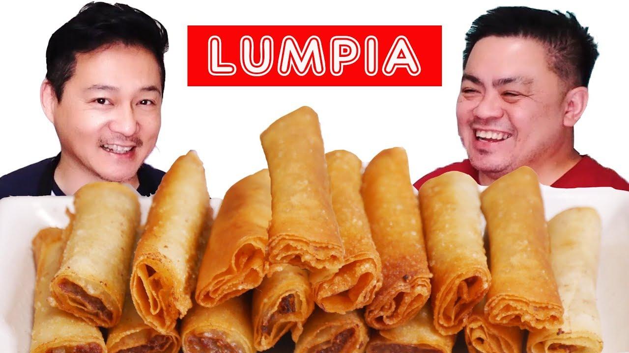 Filipino Spring Rolls LUMPIA-Recipe