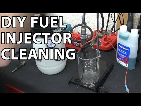 How To Clean Fuel Injectors & When You Would Want To