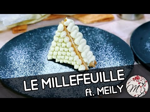 Le Millefeuille - YouCook & Meily