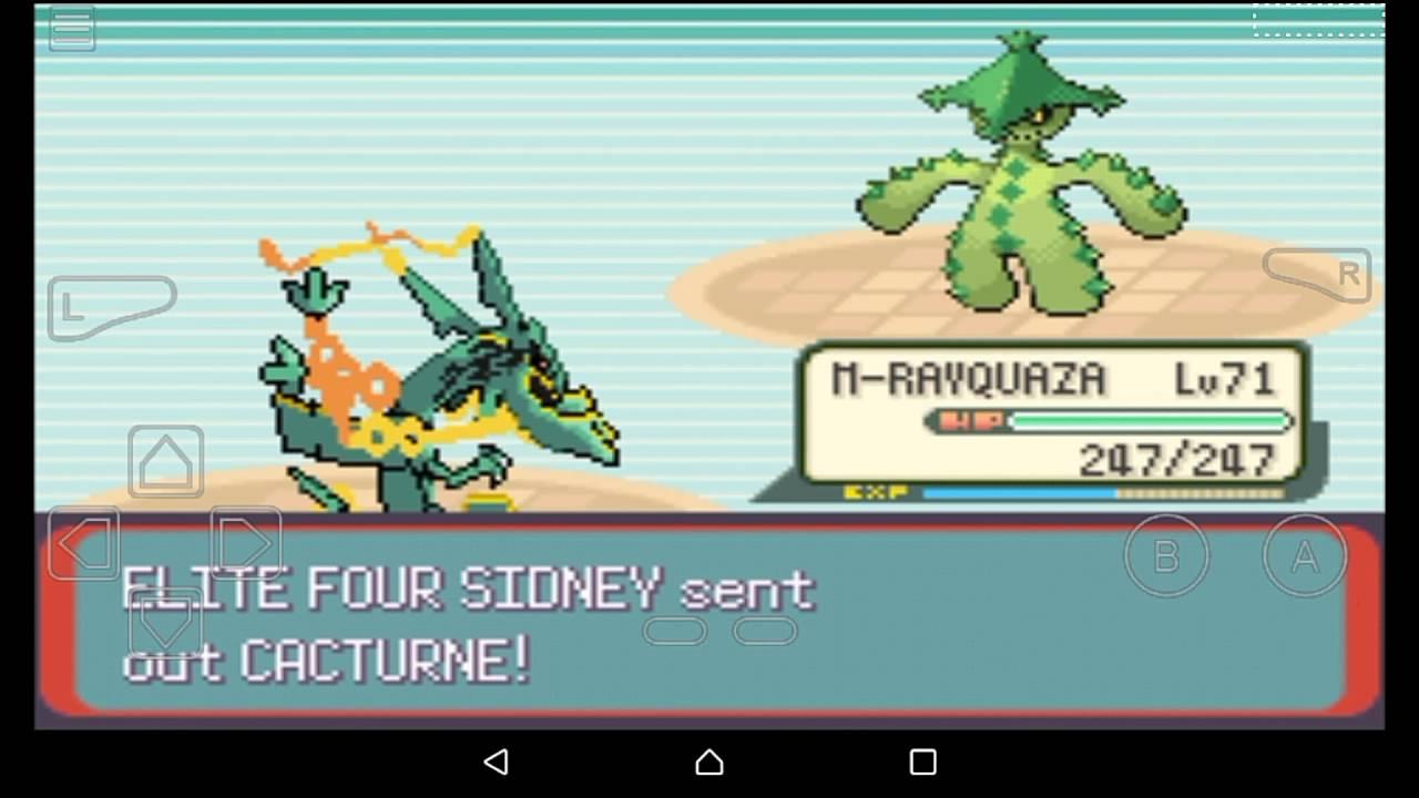 Pokemon Mega Evolution Nds Completed Pokemon NDS Rom Hack