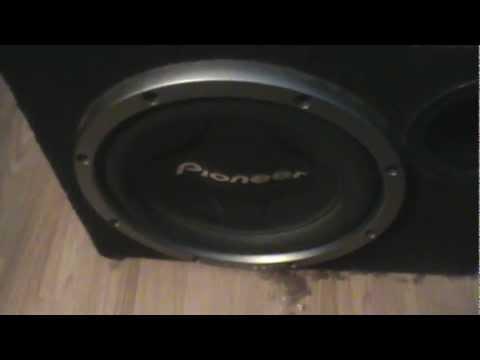 Pioneer 1200w (DJ Mujava - Mugwanti R3hab Remix)