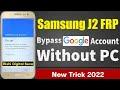 Samsung J2 Bypass Frp/Remove Google Account New Method 2020 | No OTG No PC Frp Unlock Final Solution