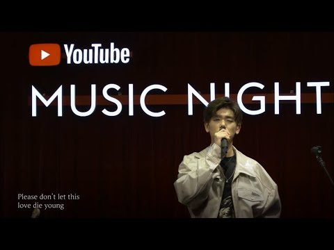 Eric Nam Youtube Music Night Seoul Love Die Young Live Youtube
