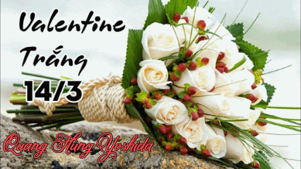 14/3 | SỰ THẬT ÍT BIẾT VỀ NGÀY VALENTINE TRẮNG | WHITE VALENTINE | NGÀY ĐÁP TRẢ