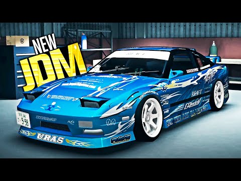 The NEW JDM Racing Game You've Never Heard of! - Night Runners