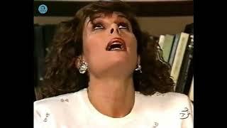 """🎭 Сериал """"Мануэла"""" 145 серия, 1991 год, Гресия Кольминарес, Хорхе Мартинес"""