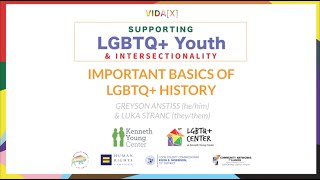 LGBTQ+ History and Trivia