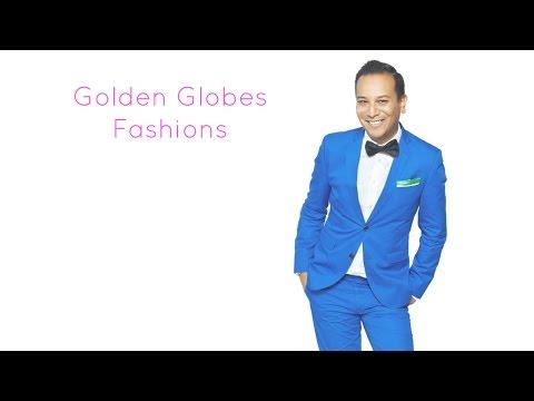 Stylist Salvador Camarena talks Golden Globes Fashions (2017)
