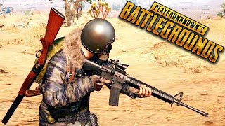 Pustynny klimat | PlayerUnknown's Battlegrounds (#2)