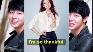 Video Singer Tei thanked actress Park Shin Hye for supporting his music download MP3, 3GP, MP4, WEBM, AVI, FLV April 2018