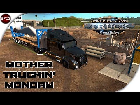 American Truck Simulator - MTM - Short finish to Milwaukee