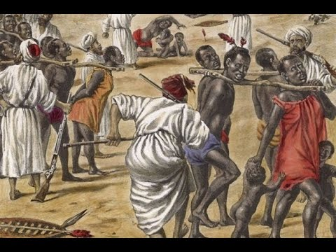The New Libyan Slave Trade