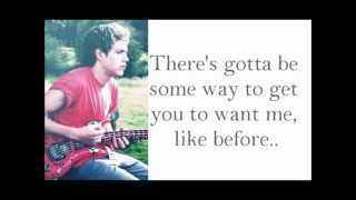 Скачать One Direction Nobody Compares Lyrics