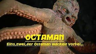 """Goldfingers Trash-Granaten und B-Movie Perlen Vol.27 """"OCTAMAN"""" (1971) Review/Kritik"""