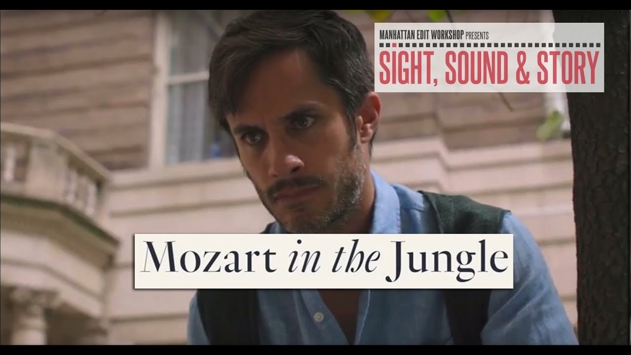"""Download Editor Suzy Elmiger, ACE on Using Music in """"Mozart in the Jungle"""""""