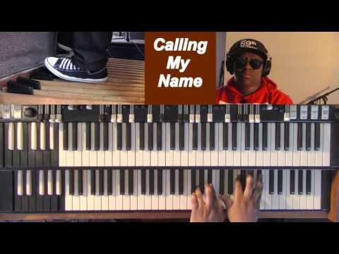 Calling My Name by Hezekiah Walker Organ