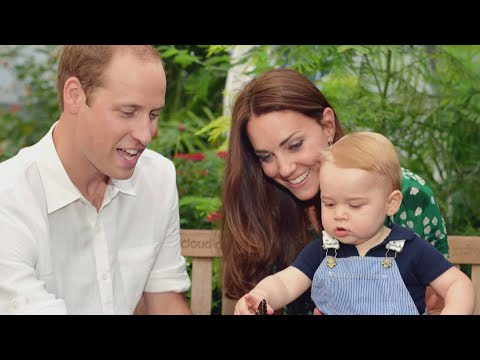 Adorable Prince George turns four - his best moments so far