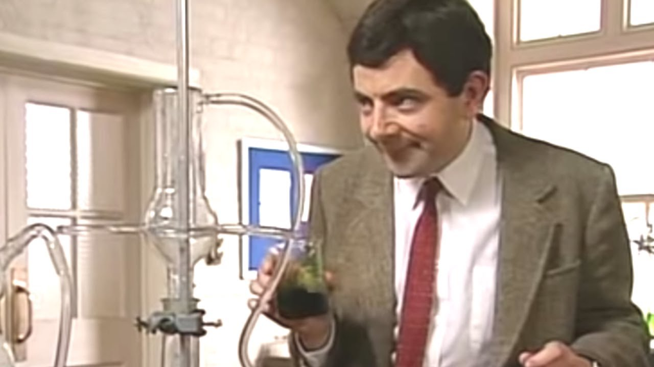 Hard science funny clips mr bean official youtube hard science funny clips mr bean official solutioingenieria Gallery