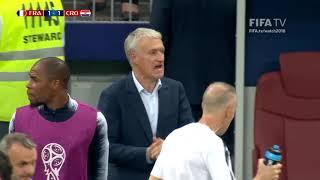 France vs Croatia 2018 Fifa World cup final