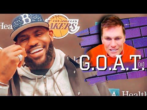 LeBron James on Tom Brady Making Super Bowl