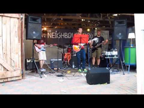 The Neighbourhood Fitches - Lay Your Love On Me (Roachford) Cover 6.6. 2015