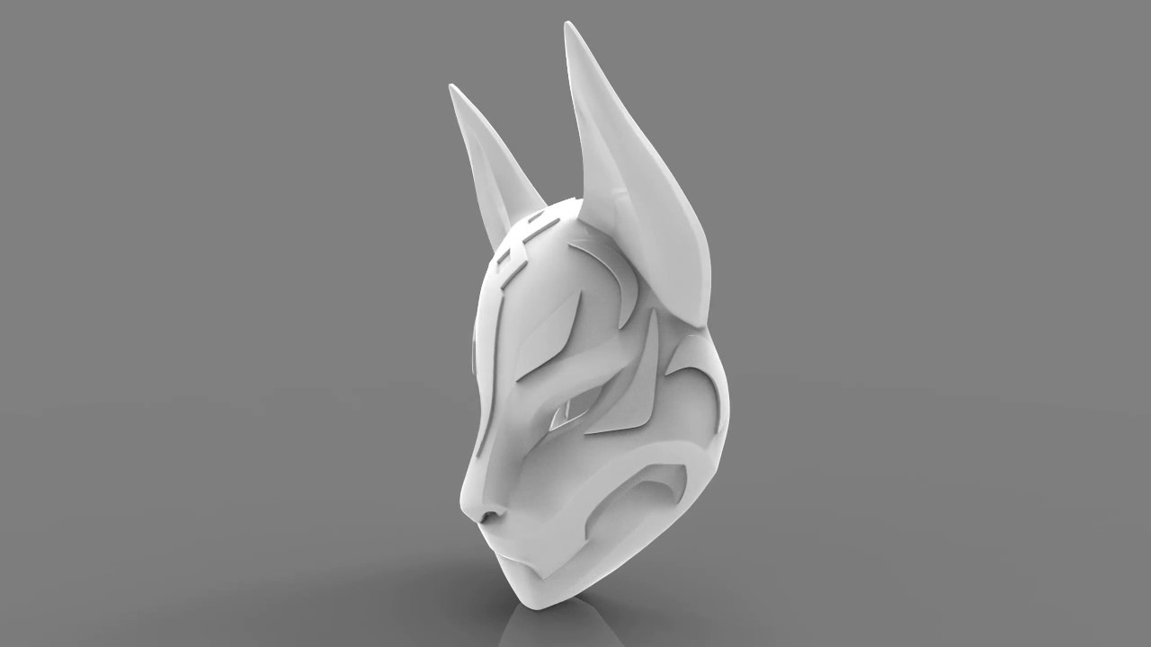 Fortnite Drift Mask Printable Drift S Mask Fortnite Youtube