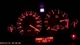 bmw e46 328i top speed 260kmh