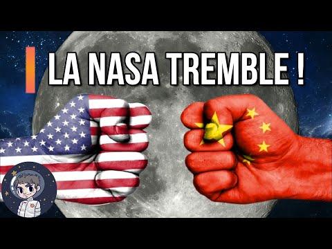 La NASA TREMBLE face à la CHINE dans l'espace - Le Journal de l'Espace #86 - Actualité spatiale