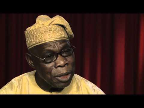 Olusegun Obasanjo, former President of Nigeria - Voices on Social Justice