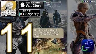 MOBIUS Final Fantasy Android iOS Walkthrough - Part 11 - Hunter's Walk