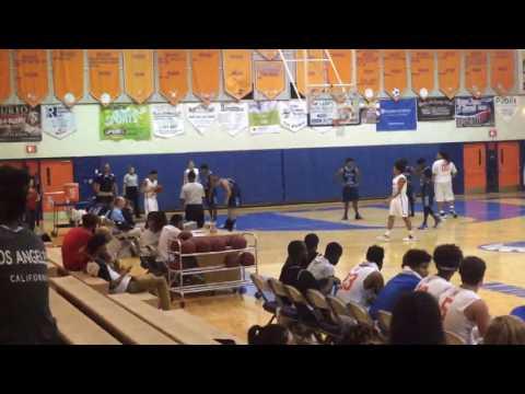 Ridgewood High Boys Varsity Basketball vs Wesley Chapel 1/20/17