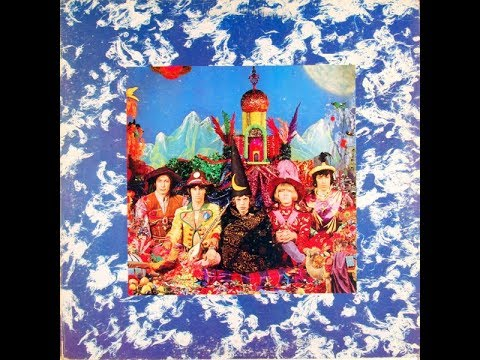 THE ROLLING STONES - THEIR SATANIC MAJESTIES REQUEST (1967) ALBUM REVIEW!!!!