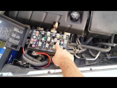 Corvette c6 starting issues - YouTube