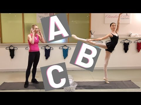 ABC DANCE CHALLENGE | EPISODE 2