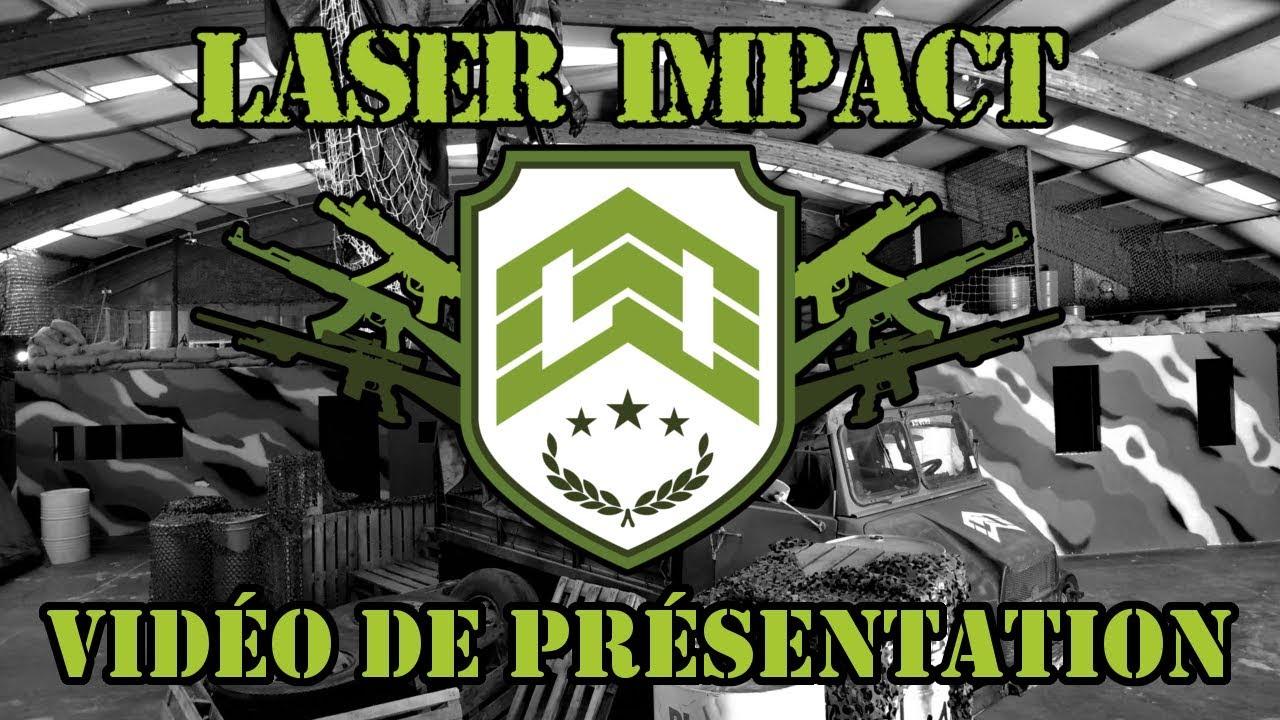 [Trailer Officiel #2] Laser Impact Lisieux HD - Nouveau en Normandie ! - Laser Game Militaire