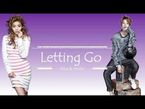 Ailee & Amber - Letting Go | Sub (Rom - Han - English) Color Coded Lyrics