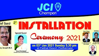 Installation JCI Chemperi 03-01-2021