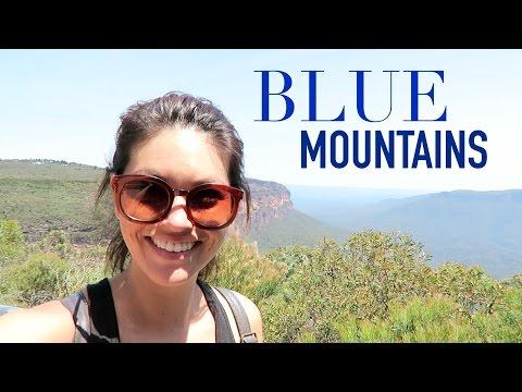 WENTWORTH FALLS BUSHWALK // Blue Mountains, Australia