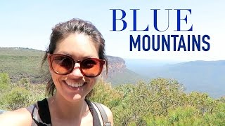 WENTWORTH FALLS BUSHWALK // Blue Mountains, Australia
