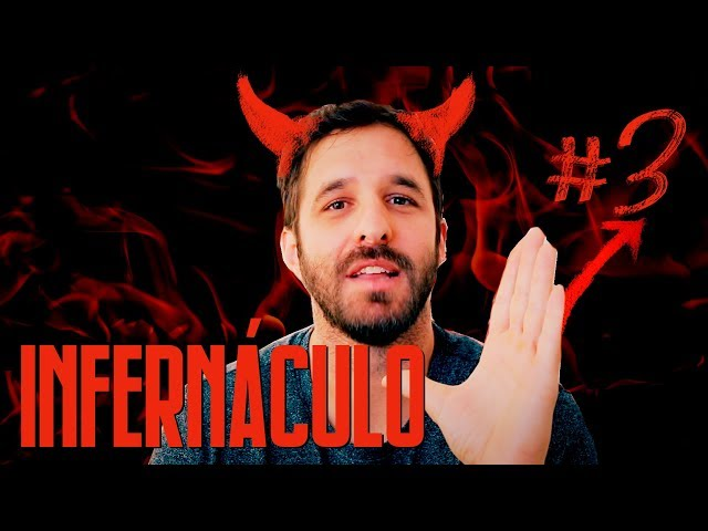 EU TÔ LEGAL... NOS ESTADOS UNIDOS? | Infernáculo #03