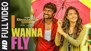 Download lagu I Wanna Fly Full Video Song || Krishnarjuna Yudham Songs || Nani,Hiphop Tamizha | Telugu Video Songs