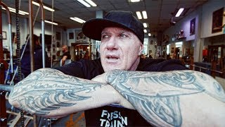 So trainieren ECHTE Bodybuilding Profis! Heiko Kallbach im Realtalk
