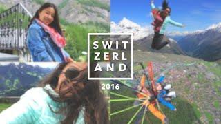 Switzerland Travel Diary!
