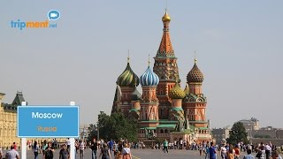 Moscow travel guide (Russia)